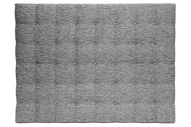 STYLE Sänggavel 180 Ljusgrå