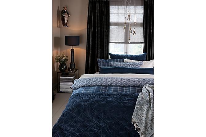 BRAM Bäddset 220x230 cm Mörkblå - Möbler & Inredning - Sängar - Sängkläder