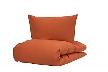 CLOUD Bäddset 220x230 Satin Orange