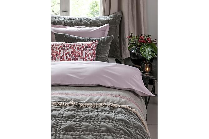 ELISO Bäddset 150x210 cm Ljusrosa/Satin - Inomhus - Sängar - Sängkläder