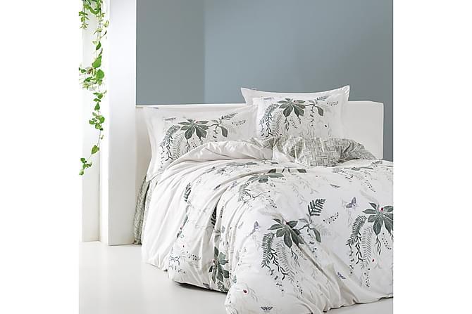 MARIE CLAIRE Bäddset Dubbelt 5-dels Grön - Inomhus - Sängar - Sängkläder