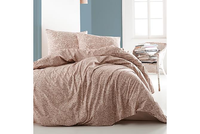 MARIE CLAIRE Bäddset Dubbelt 5-dels Rosa - Inomhus - Sängar - Sängkläder