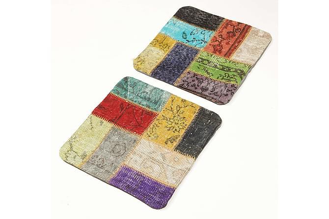 Orientalisk Kuddfodral 2-pack 50x50 - Flerfärgad - Inomhus - Sängar - Sängkläder