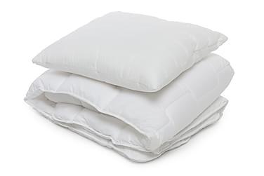 SHANI Täcke & Kudde Sovpaket