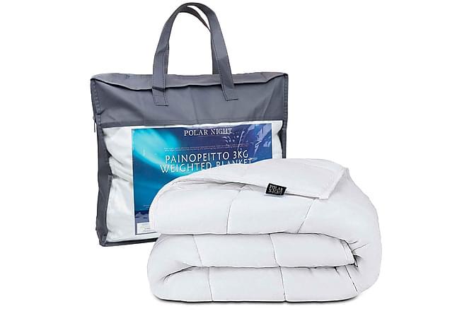 Tyngdtäcke 150x200cm 11kg - Polar Night - Möbler & Inredning - Sängar - Sängkläder