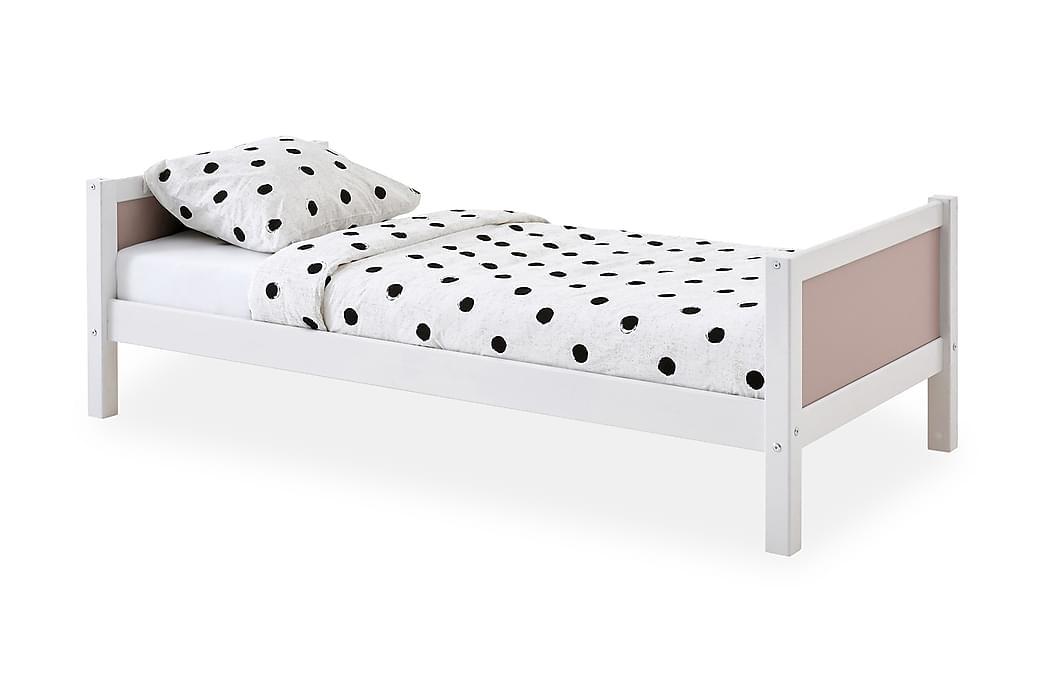 BASIC Säng 90 Rosa - Möbler & Inredning - Sängar - Sängram & sängstomme