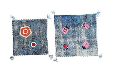 ORIENTALISKT Kuddfodral Relief 2-pack 60x60
