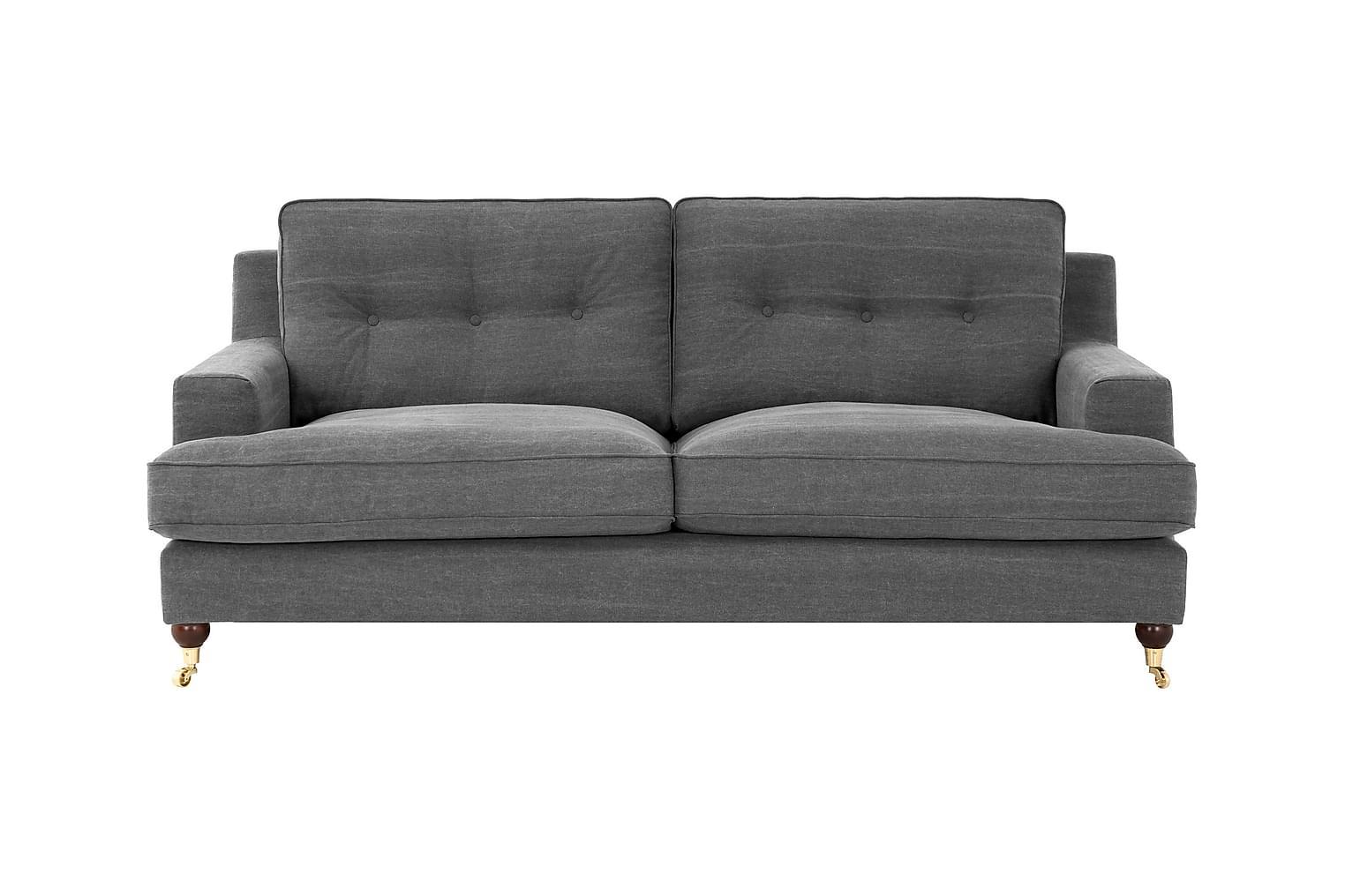 Connor CONNOR 2,5-sits Soffa Grafitgrå -
