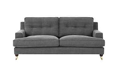CONNOR 3-sits Soffa Grafitgrå