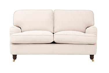 HOWARD LUX 2-sits Soffa Beige