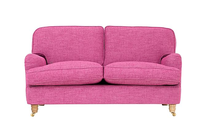 Prima HOWARD LUX 2-sits Soffa Rosa - 2-sits soffor - Soffor AA-09