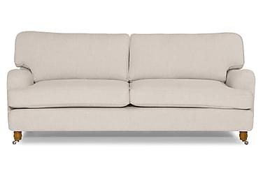 HOWARD LUX 3-sits Soffa Beige
