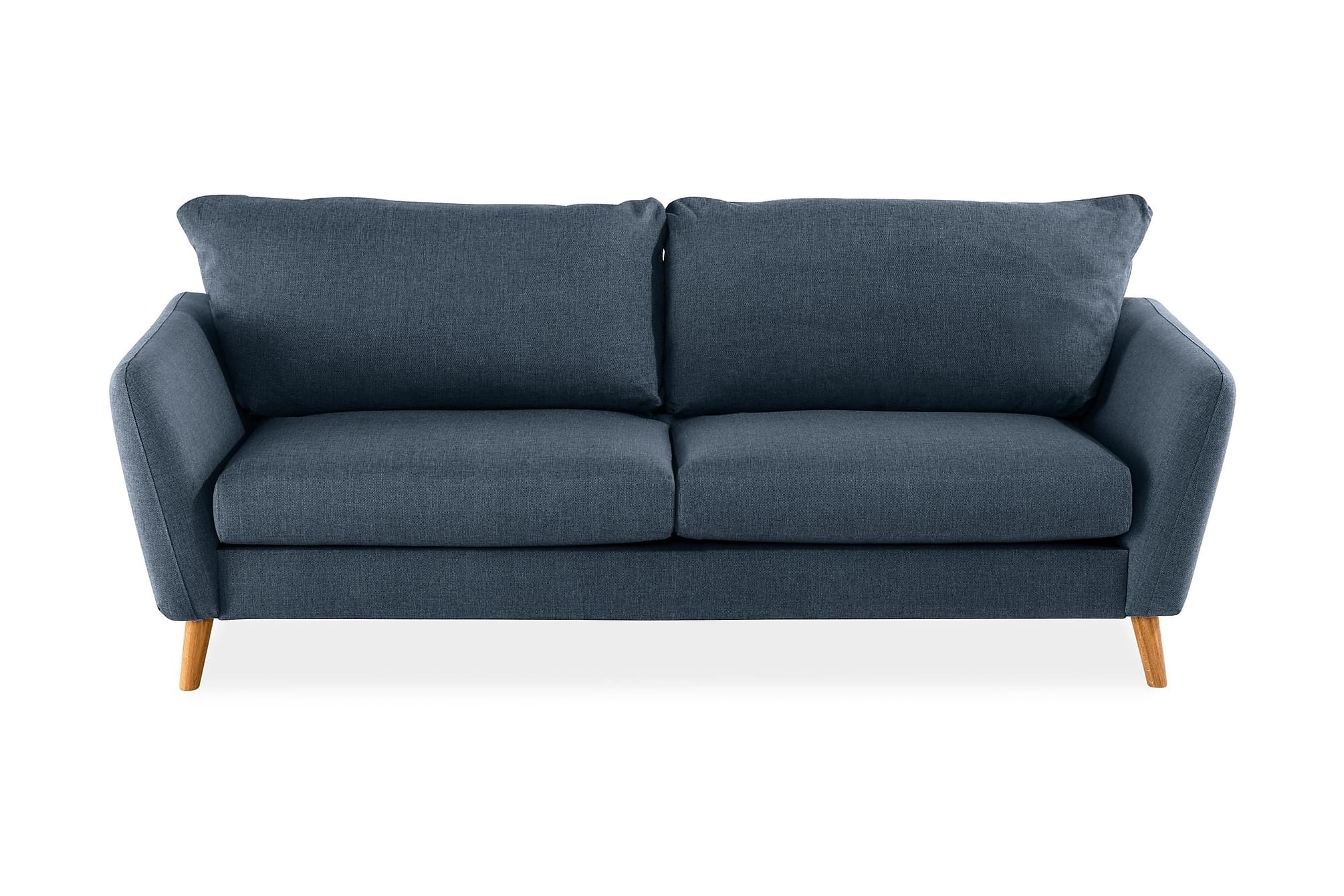 OSCAR 3-sits Soffa Blå