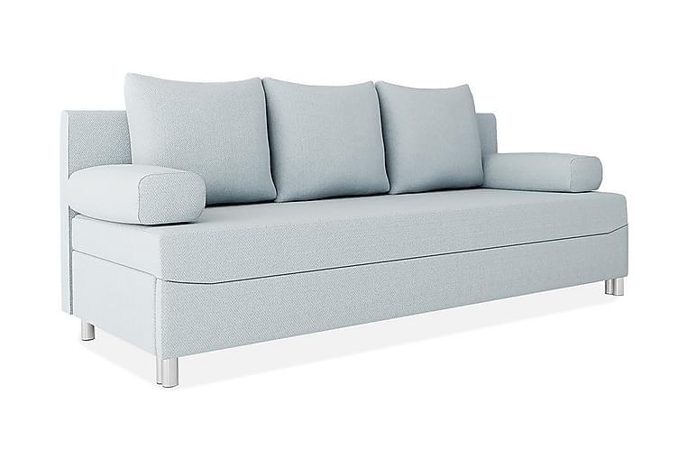 HUVEHULTÖ Bäddsoffa 192x80x80 cm - Ljusblå - Möbler & Inredning - Soffor - Bäddsoffor