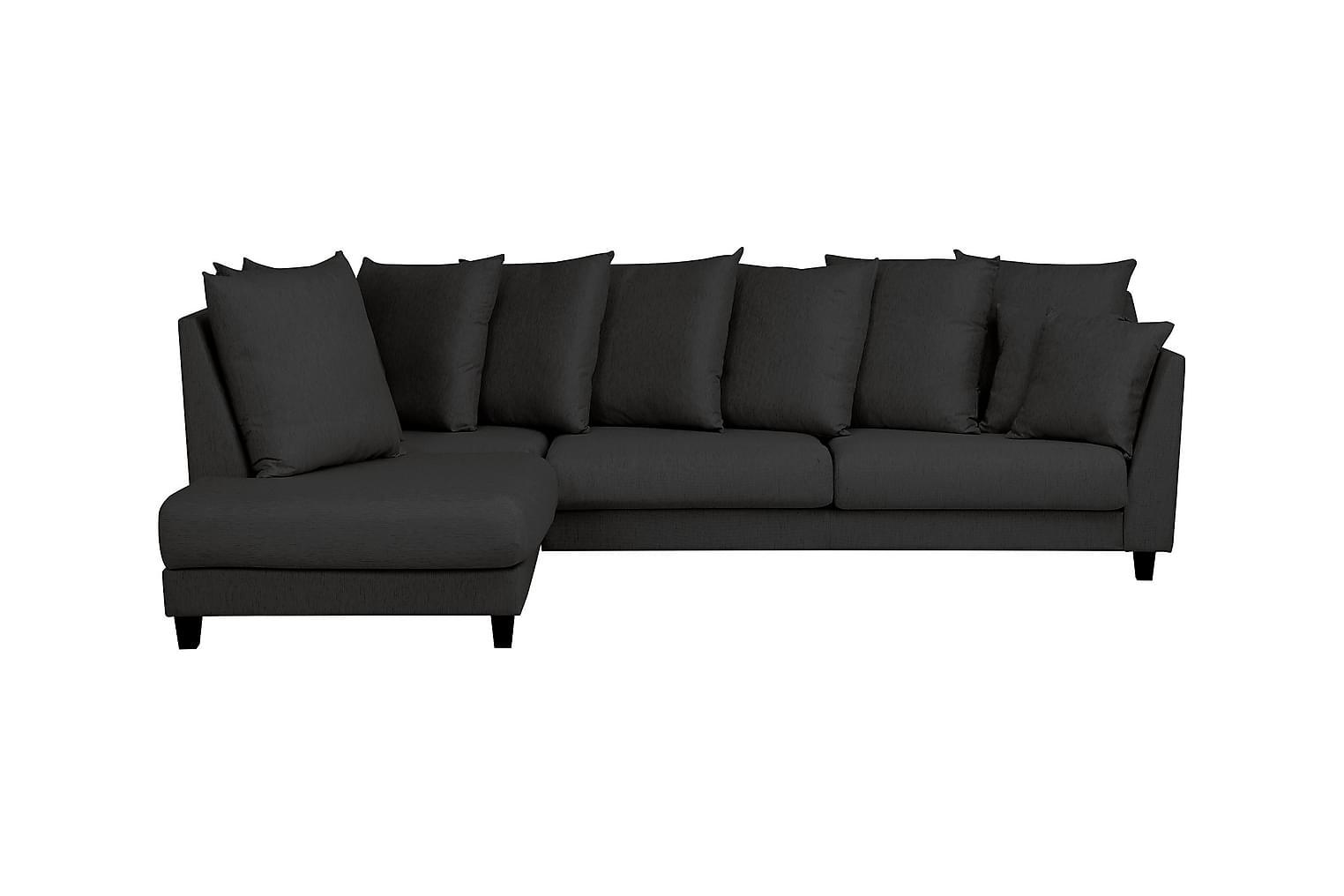 Fremont FREMONT L-soffa Vänster Mörkgrå -