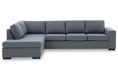 KENT 4-sits Soffa med Schäslong Large Vänster Blå