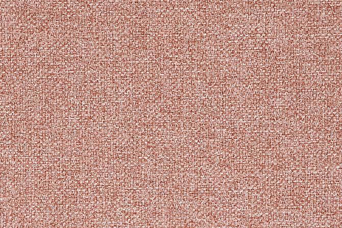 WENDELA L-Soffa Höger Grovvävt tyg Rosa - Skräddarsy färg och tyg - Möbler & Inredning - Soffor - Divansoffor