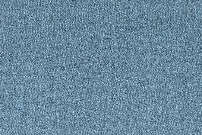 WENDELA L-Soffa Höger Ullimitation Blå - Skräddarsy färg och tyg - Möbler & Inredning - Soffor - Divansoffor