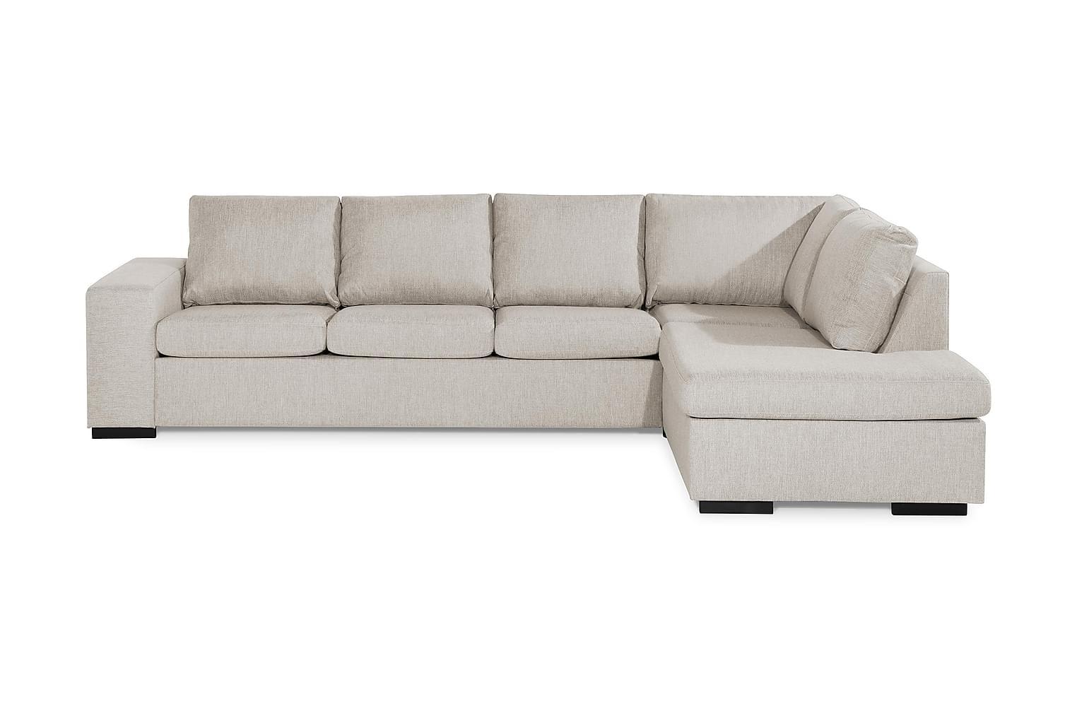 Windham WINDHAM L-soffa Höger Beige -