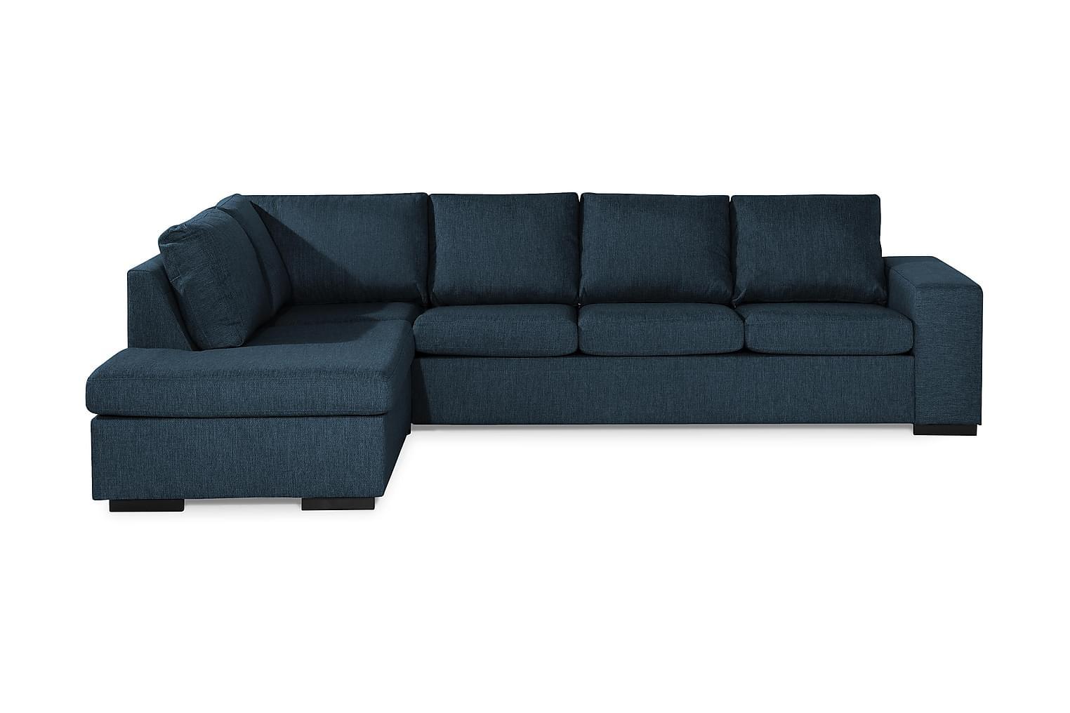 Windham WINDHAM L-soffa Vänster Mörkblå -