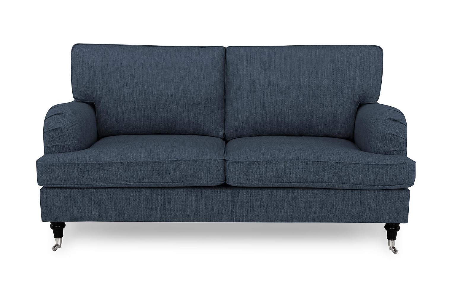 Howard HOWARD 3-sits Soffa Mörkblå -