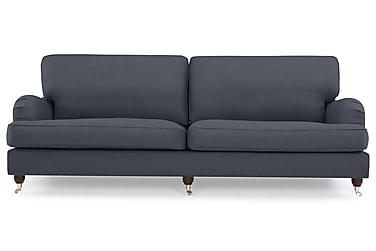 LYNN 4-sits Soffa Blå
