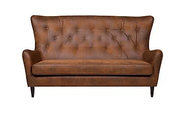 GRACE 3-sits Soffa Brun