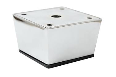 SOFFBEN Modell E 5 cm 10-Pack Krom
