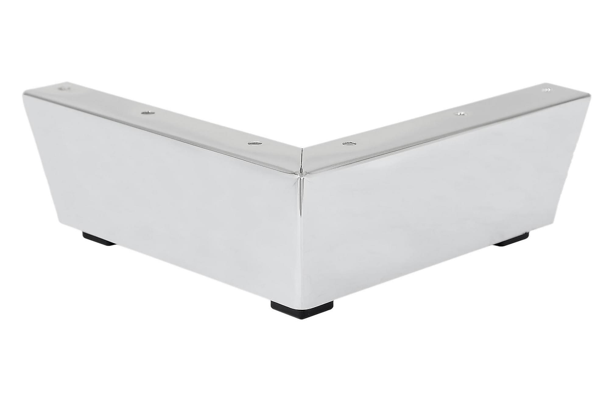 SOFFBEN Modell F 6,6 cm 6-Pack Krom