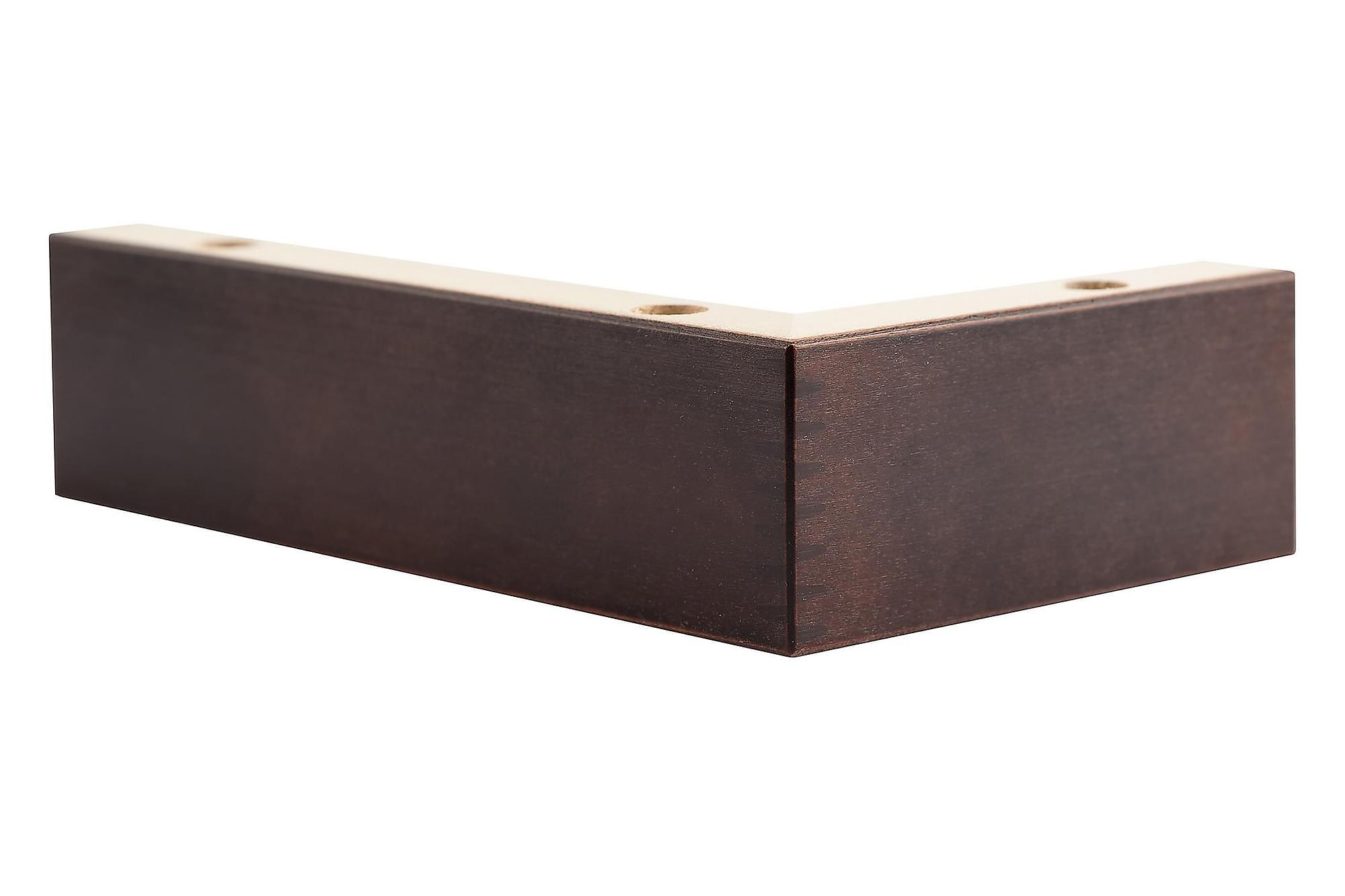 SOFFBEN Modell H 5 cm 8-Pack Brun