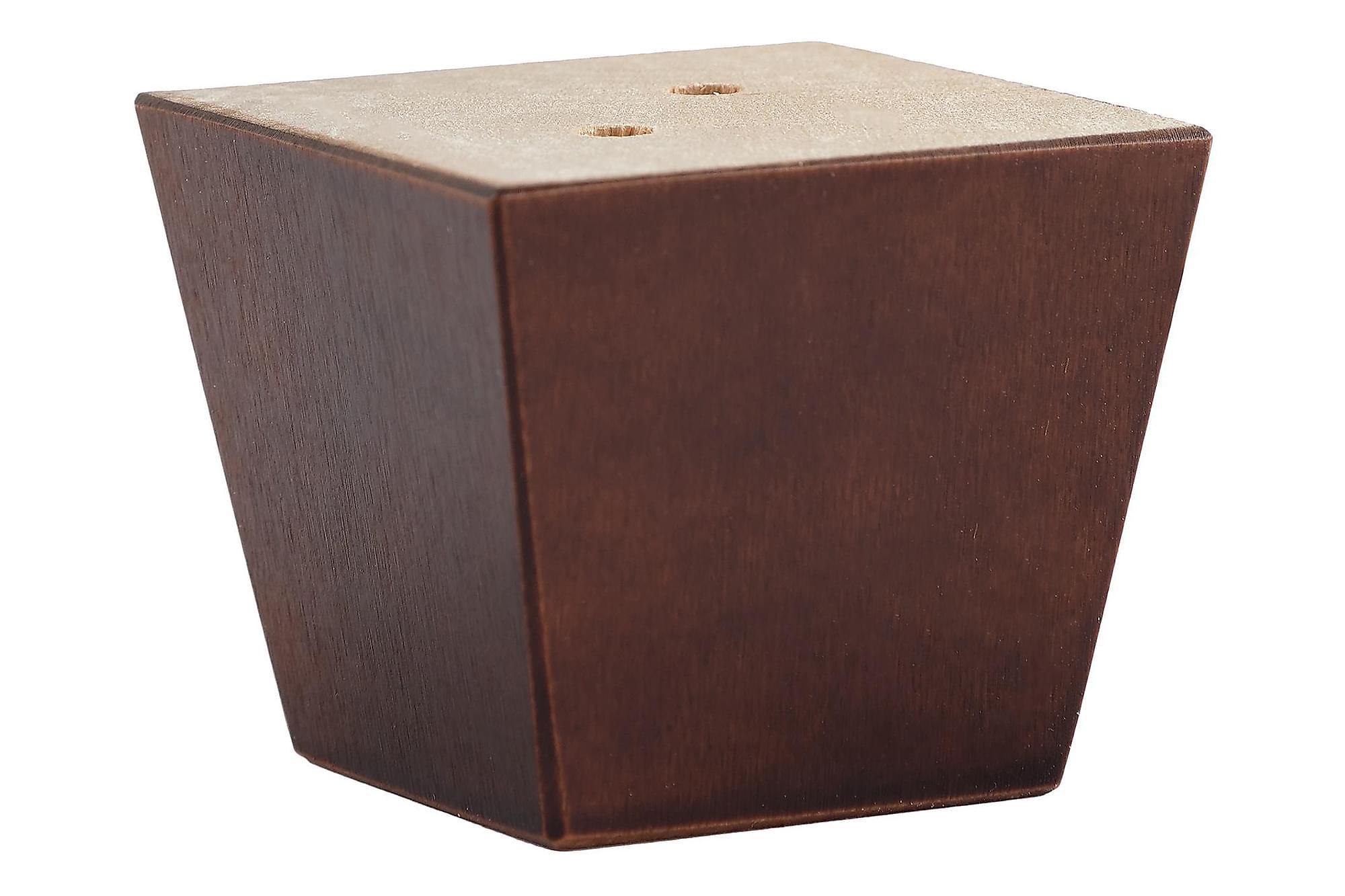 SOFFBEN Modell K 5 cm 10-Pack Brun