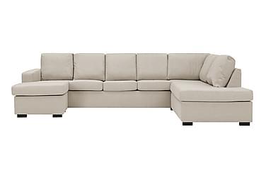 NEW YORK U-soffa XL Divan Vänster Beige