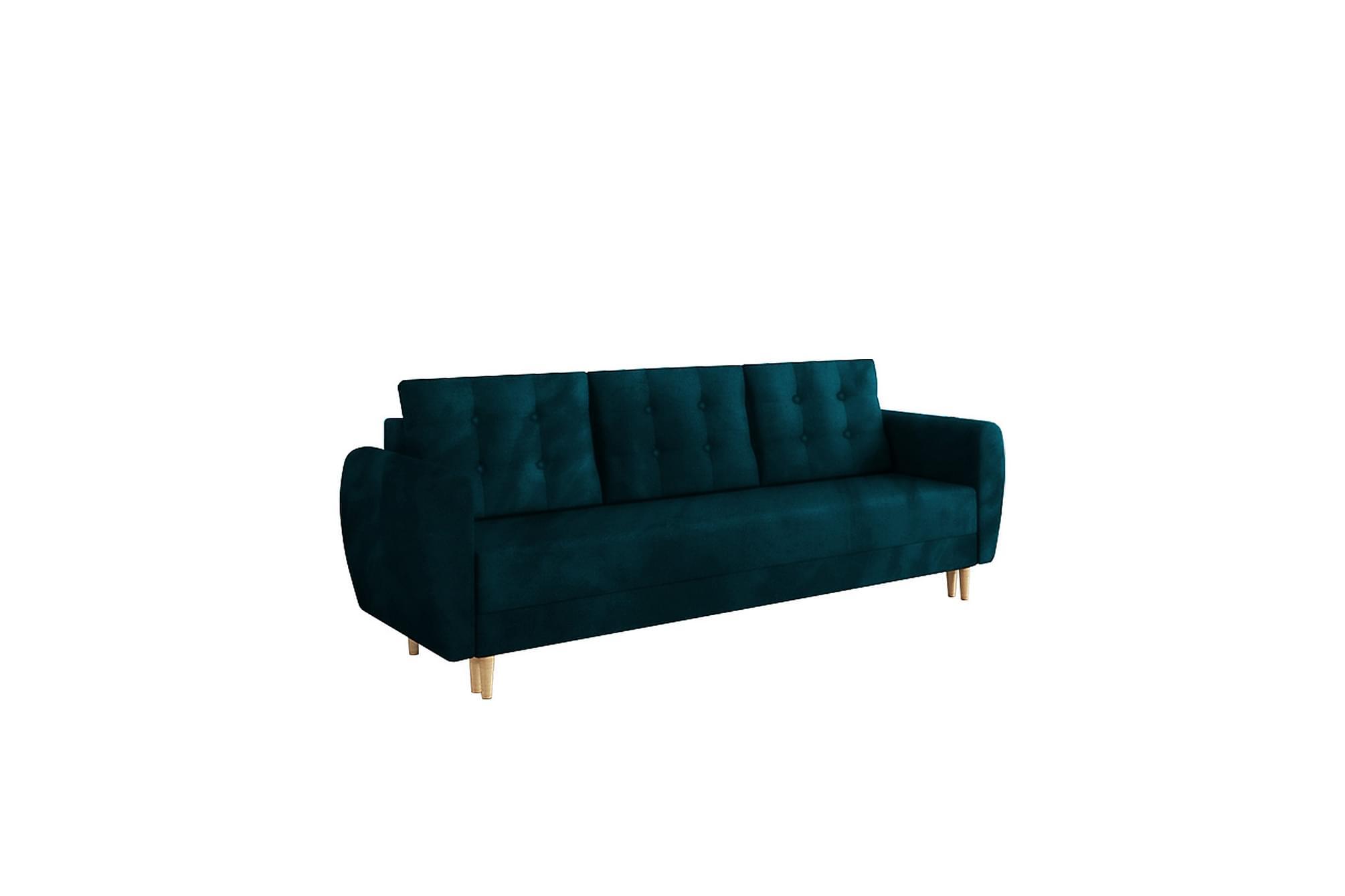 BURLAGE Soffa Blå