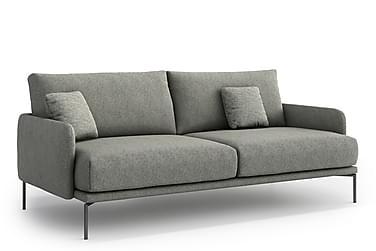 CLEANE 3-sits Soffa Grå