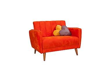 KOI Soffa 2-sits Orange