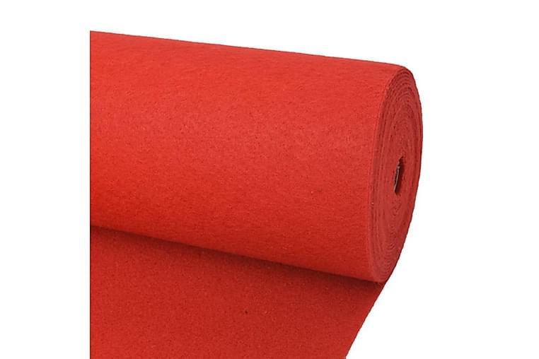 Mässmatta slät 1,6x12 m röd - Röd - Möbler & Inredning - Stolar - Karmstolar
