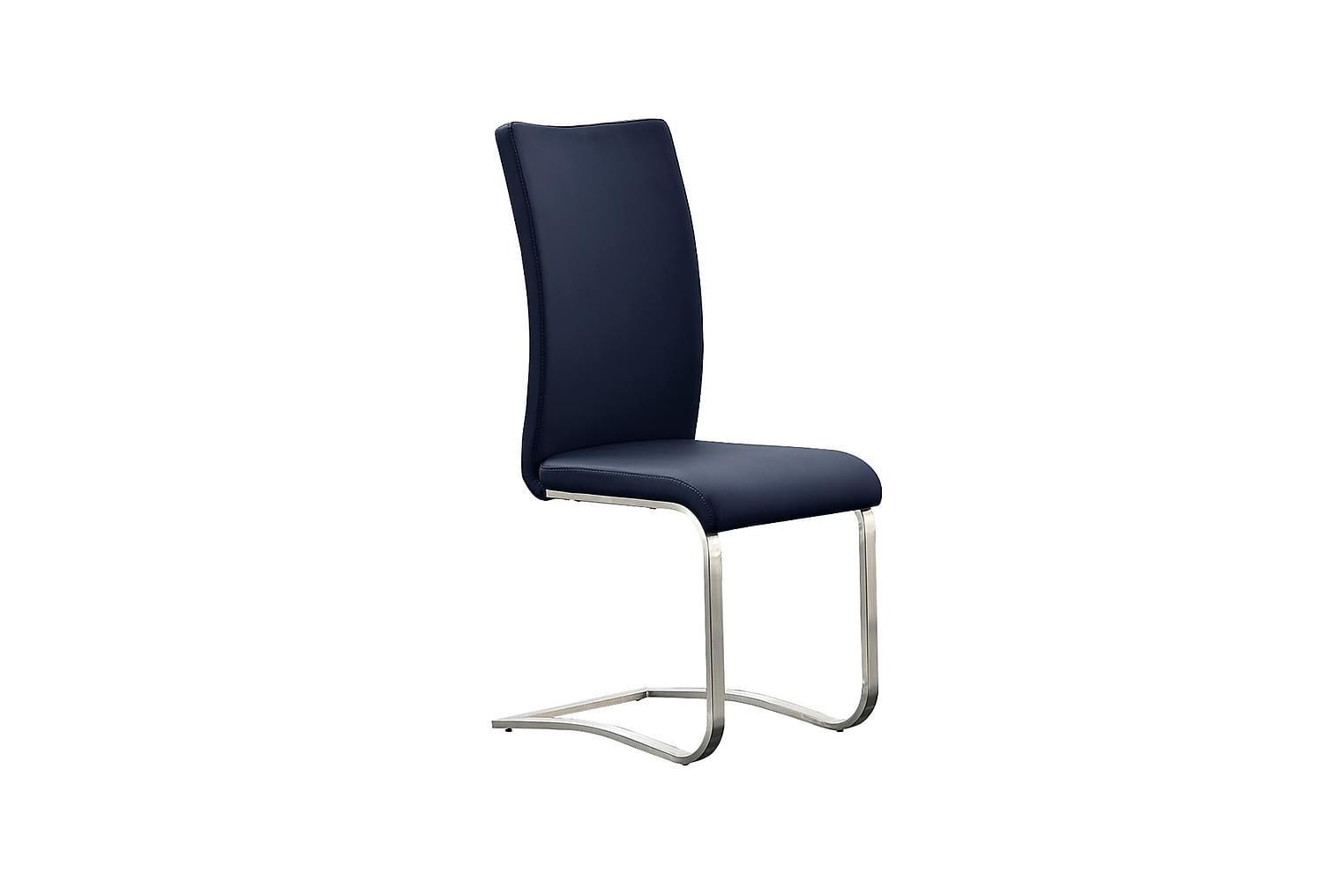 Arco ARCO Stol Läder Blå -