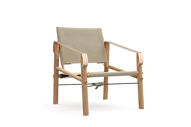 KARIM Stol Beige/Bambu - Möbler & Inredning - Stolar - Matstolar