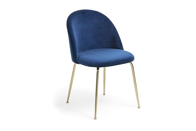 SLIPSEN Stol Mörkblå - Möbler & Inredning - Stolar - Matstolar