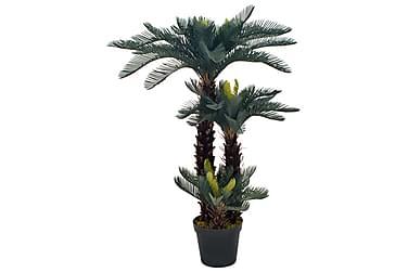Konstväxt Cycas med kruka 125 cm grön