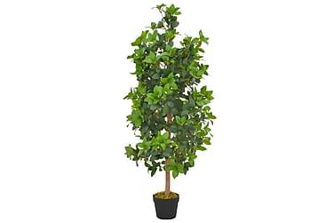 KONSTVÄXT Lagerträd med kruka 120 cm grön