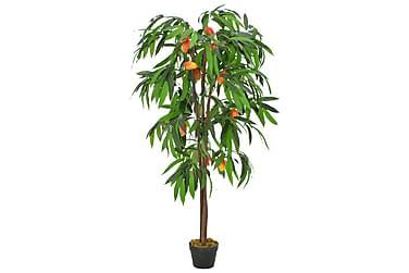 KONSTVÄXT Mangoträd med kruka 150 cm grön