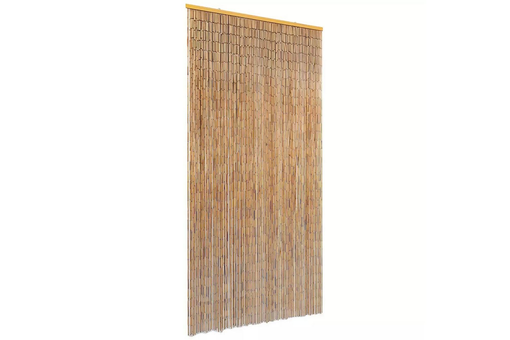 Agramonte Dörrdraperi 90×220 cm Bambu