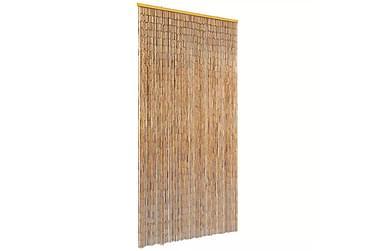 SECADA Dörrdraperi 90x220 cm Bambu Brun