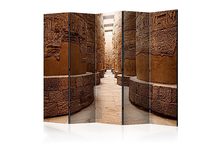 THE TEMPLE OF KARNAK EGYPT Rumsavdelare 225x172 cm - Möbler & Inredning - Inredning - Rumsavdelare
