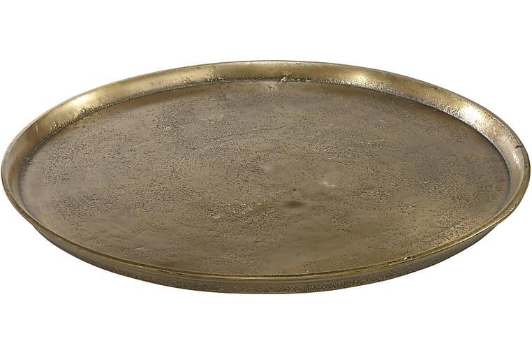 Miramar Round Guld - PR Home - Möbler & Inredning - Inredning - Dekoration