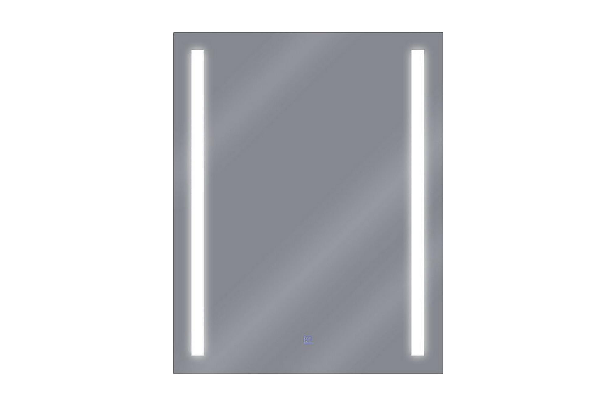 ARELIZ Spegel LED 60x80 cm Silver, Speglar