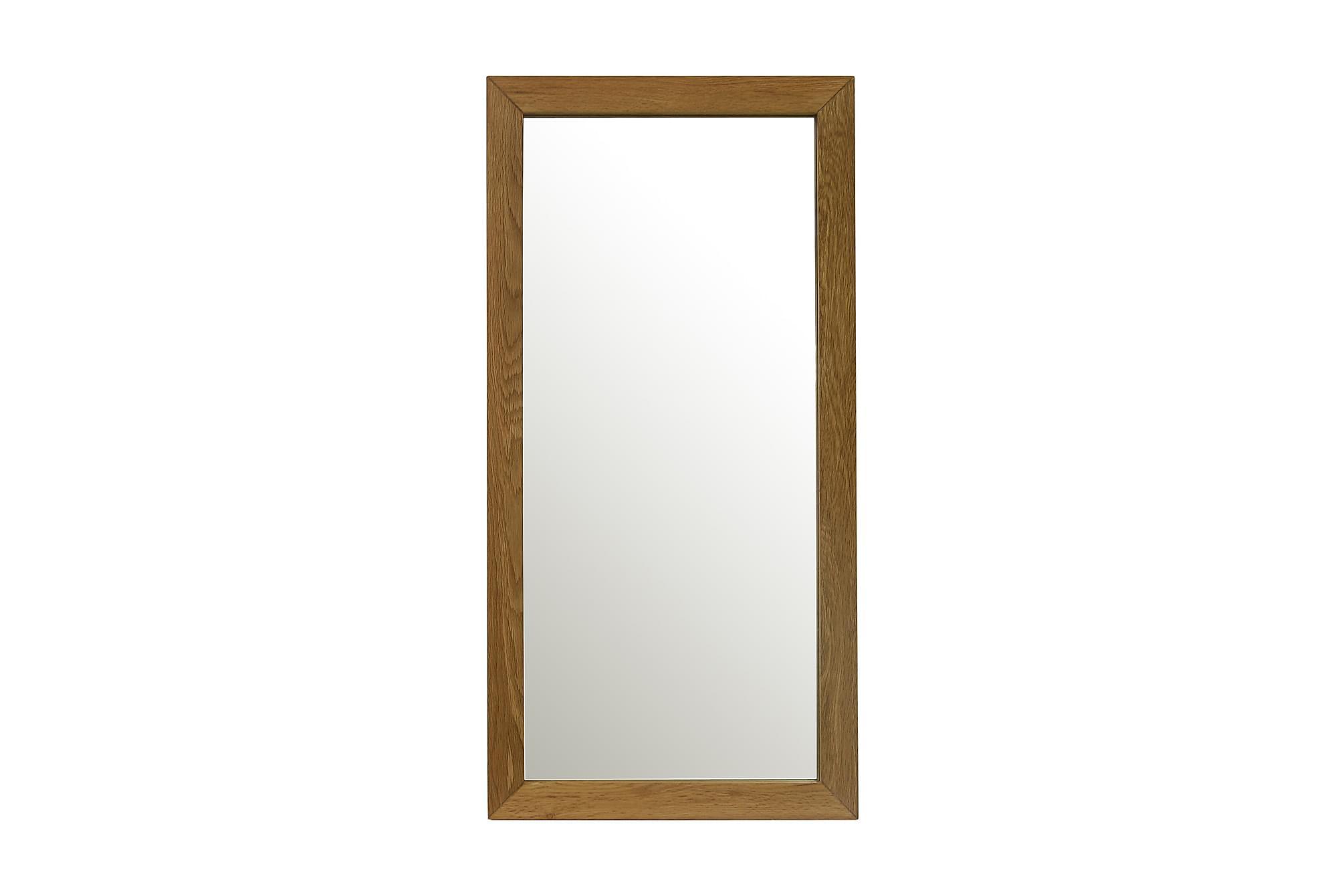 Spegel MONDEO 80x40cm ram: ek