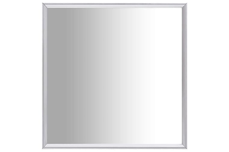 Spegel silver 40x40 cm - Silver - Möbler & Inredning - Inredning - Speglar