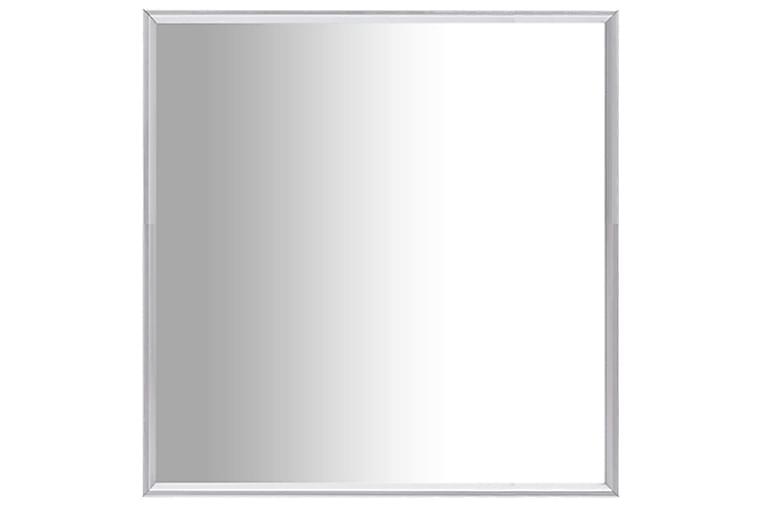 Spegel silver 60x60 cm - Silver - Möbler & Inredning - Inredning - Speglar